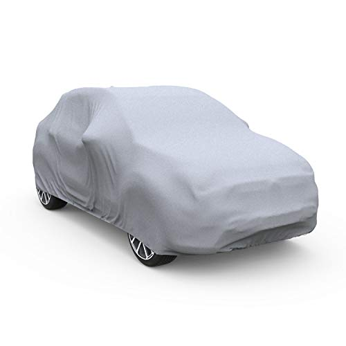 Budge RBHB-2 Gray Hatchback Car fits Cars up to 183