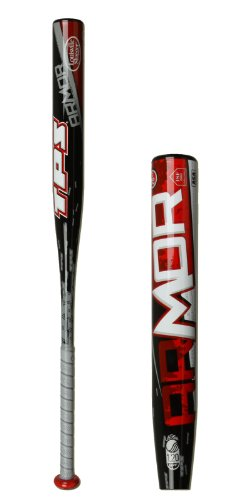 Top Softball Bats - Louisville Slugger Armor Adult Slow-Pitch Softball Bat 34in 28oz