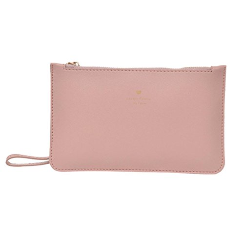 Fashion Women's Messenger Bag Pink Handbag Phone Coin wallet Bag Bags Leather GINELO xxUqrEwS4Z