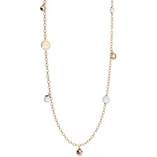 Collier Femme Bijoux Rebecca Hollywood Pearl Casual Cod. bhokoo06