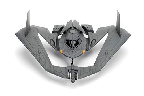 Jada JADAJA98325 Bvs: Dawn of Justice Batwing 1:32 Vehicle with Figure 98325, Black - http://coolthings.us