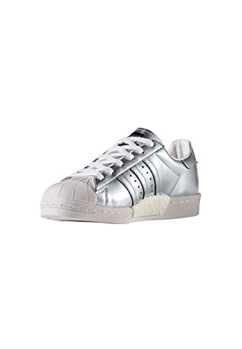 Metallic silver Boost Metallic Silver Superstar White ftwr W adidas Metallic White Silver 78Iq1w5