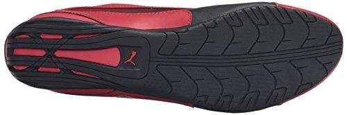 Zapatillas De Moda Cat 5 Sf Fashion, Rosso Corsa / Puma Black, 10.5 M Es