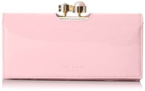 Cecilie Wallet, Mid Pink, One Size