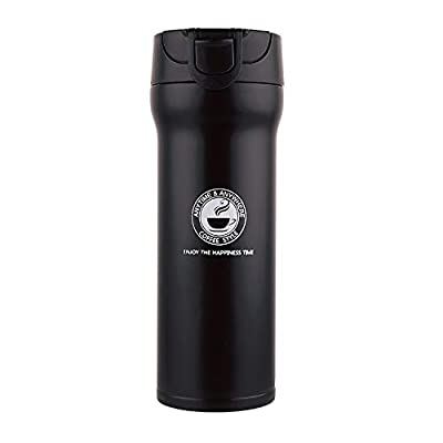 Vacuum Flask Travel Mug Coffee Mug for Business Travel Stainless Steel Vacuum Insulation Seal with Cover To Prevent Leakage for Home Office Outdoor Trave 20 Oz