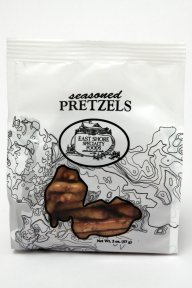 East Shore Pretzels, Seasoned, 2-Ounce Bags (Pack of 36)