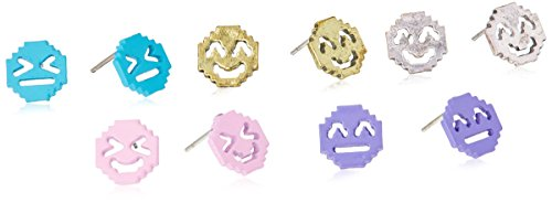 Funky Fish Stud Earrings for Women (Multicolor) (I-656_C7297473303926)
