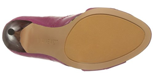 Leather West Acomplise Women's Nine Purple qZYwBtU