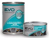 Innova EVO 95% Salmon and Herring Canned Dog Food - 5.5 oz - 24/case