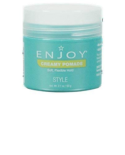 (Enjoy Creamy Pomade for Hair - 2 Oz)