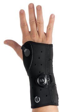 2363072 Brace Wrist Right XL Exos Black w/ Boa sold indivdually sold as Individually Pt# 221-72-1111 by DJO, Inc