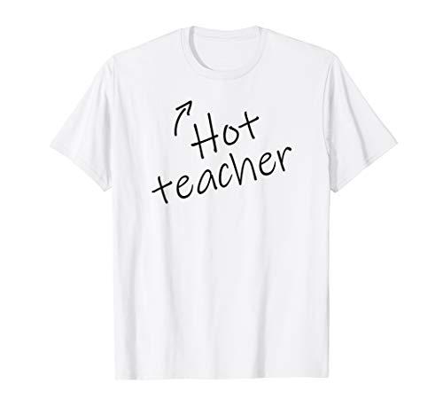 Hot Sexy Teacher Funny Adult Humor Halloween Costume T shirt]()