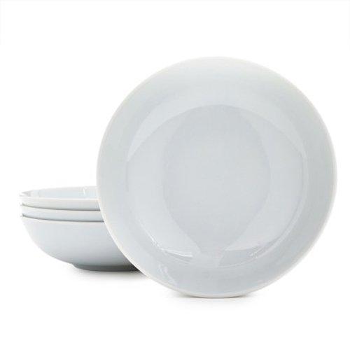 Sur La Table Coupe Cereal Bowls EO417KK00 , Set of 4 (Whiteware Coupe)