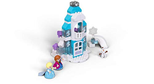 LEGO DUPLO Disney Frozen Ice Castle 10899 Building Blocks (59 Pieces)