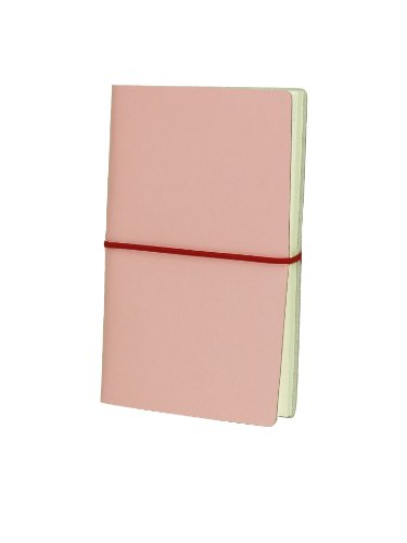 paperthinks-rose-pink-memo-pocket-recycled-leather-notebook-35-x-6-inches-pt92276