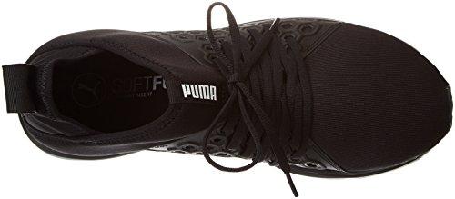 White Noir Puma Black quiet Homme Enzo Nf de Puma Chaussures Cross Shade Mid puma THrq0OxT