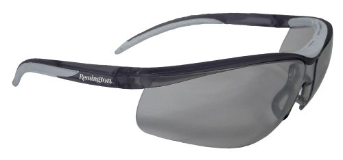 Remington Shooting Glasses Smoke Black