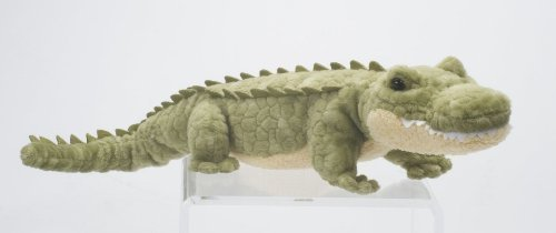 Douglas Cuddle Toys Stream Line Alligator (4031)