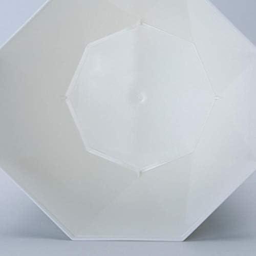 Bureau Cxssxling Poubelle de Bureau en Plastique,Corbeille /à Papier avec Couvercle,Poubelle de Chambre Poubelle pour Chambre Salon