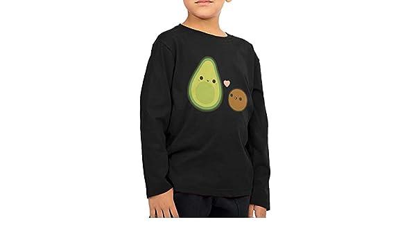 CERTONGCXTS Toddler Adorable Capybara ComfortSoft Long Sleeve Shirt