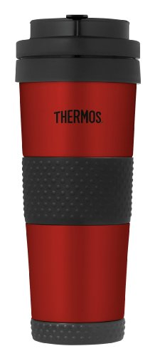 Thermos Insulated Stainless Tumbler Cranberry