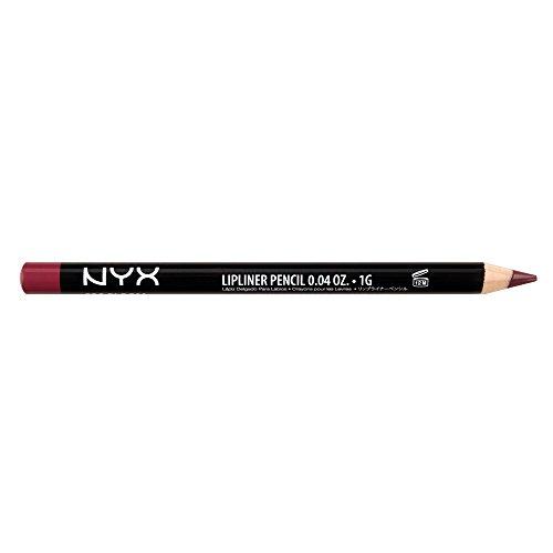 NYX Slim Lip Liner Pencil 803 Burgundy (Nyx Burgundy Lip Liner compare prices)