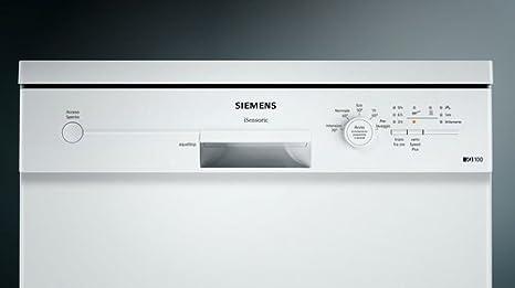 Siemens iQ100 SN215W01AJ Independiente 12cubiertos A++ lavavajilla ...