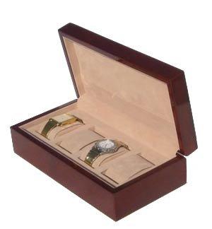 Amazon.com: Roble 4 relojes caja de reloj: Health & Personal ...
