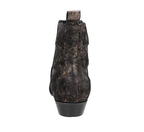 Peckham pelle in nera Boots Schmoove FdTBqF