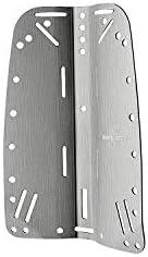 Scubapro X-Tek Aluminum Backplate by Scubapro