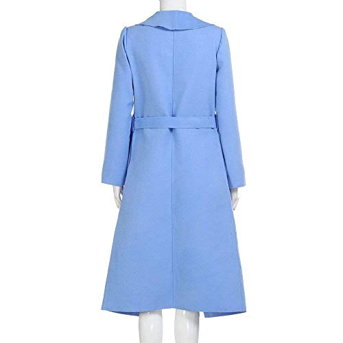 Hiver Manteaux Longues Femme Trench Automne BOLAWOO El Ifq4Rwwn