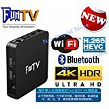 2018 FUNTV HTV BOX 5 A2 UBOX Evpad Android TV BOX Free Live Channel Chinese