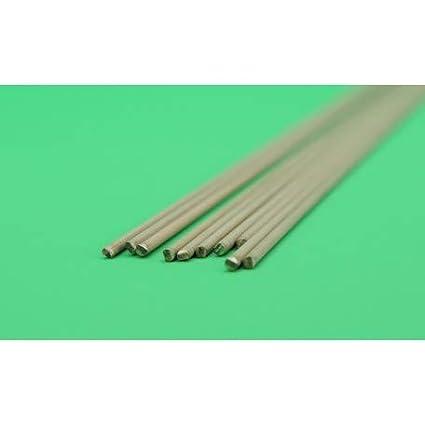 REPORSHOP - Varilla DE SOLDAR 25 Plata Cobre/Laton/Hierro/Aluminio SIN DECAPANTE