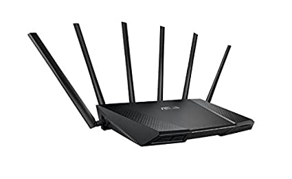 d7e377a025 ASUS Gaming Router Tri-band WiFi (Up to 5334 Mbps) for VR   4K streaming
