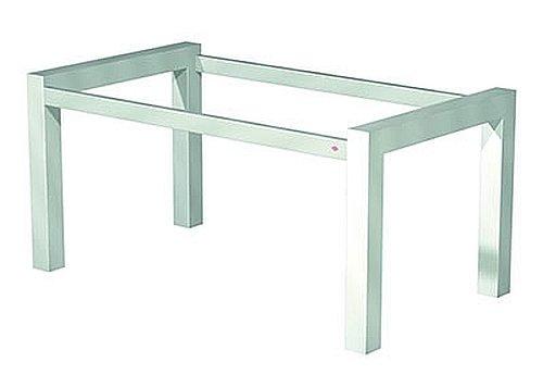 Mesa estructura 1/T20, mesa, aluminio haya lacada: Amazon.es ...