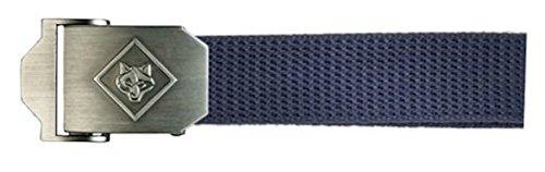"Cub Scout Web Belt - Small / Medium - 28"" - Official BSA Apparel"