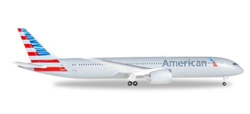 Daron Herpa American 787-9 1/500