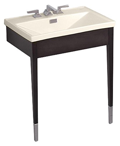 Toto LF930WCPN-12 Lloyd Wood Console Lavatory with Single Hole, Sedona Beige
