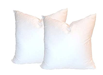 Amazon Pillowflex Set Of 40 Synthetic Down Alternative Pillow Enchanting Down Alternative Pillow Inserts