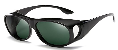 Polarized Sunglasses Fit Over Prescription Glasses - Over Sunglasses That Fit Glasses Cool