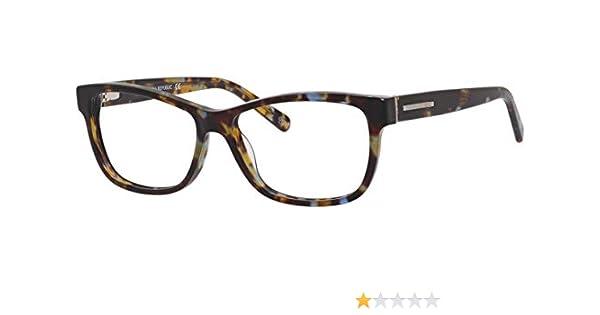 Banana Republic Amoret 0DR7 Tortoise Blue Green Eyeglasses