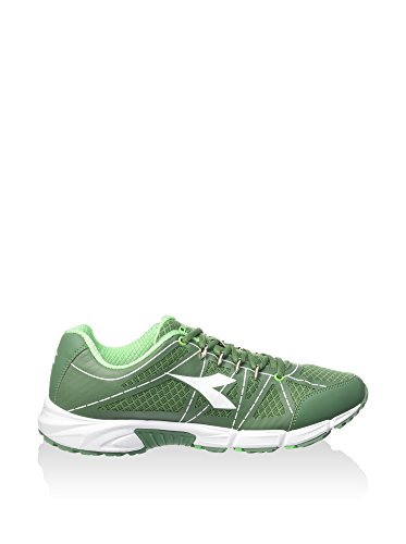 Diadora Zapatillas Raid II Verde/Blanco EU 42.5 (8.5 UK)