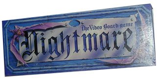 Nightmare: The Video Board-game by NECA (Vhs Board Game)