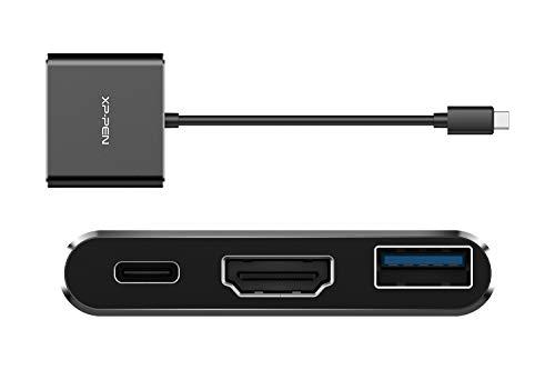 XP-PEN USB-C Hub 3 in 1 Type C to USB/HDMI/PD