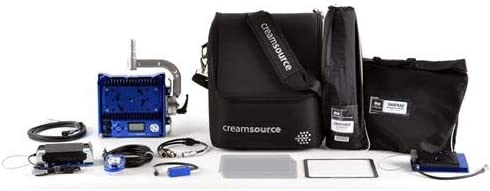 Outsight Creamsource Micro Bender High CRI Gaffer Kit with AB Mount Battery Plate