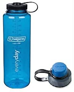 nalgene combo pack blue 48 oz silo hydration bottle and a humangear capcap sports. Black Bedroom Furniture Sets. Home Design Ideas