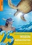 Wildlife Adventures, Rough Guides Staff, 1843538342