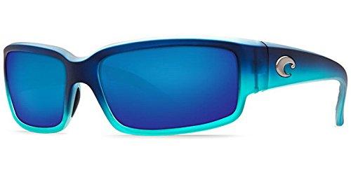 Costa Del Mar Caballito Adult Polarized Sunglasses, Matte Caribbean ()