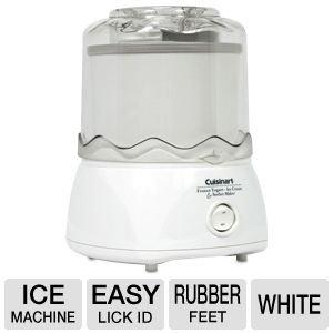 Cuisinart CIM22WPC 1-1/2-Quart Automatic Ice Cream Maker