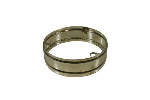 - Paderno World Cuisine Spare Splatter Protection Ring for Food Mill on Stand
